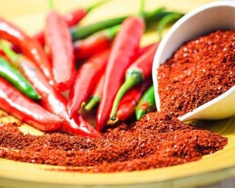Hơn 1/3 mẫu ớt chứa độc tố gây ung thư gan