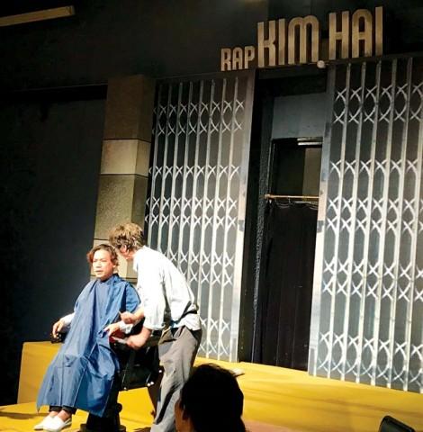 'Những giấc mơ lóng lánh' ở nhà hát kịch