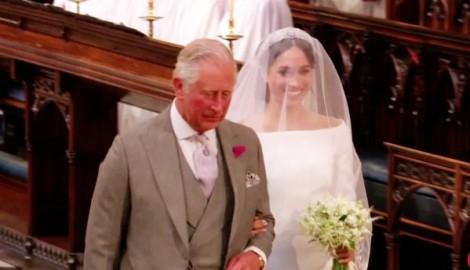 Lễ cưới Hoàng gia Anh: Lắng đọng khoảnh khắc đẹp như mơ