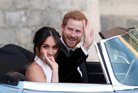 Hoàng tử Harry và tình cảm quá đỗi ngọt ngào dành cho mẹ trong ngày cưới