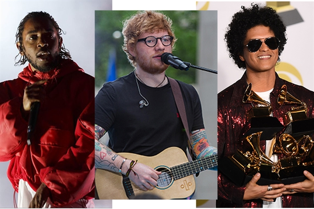 Billboard Music Awards 2018 va con mua giai thuong