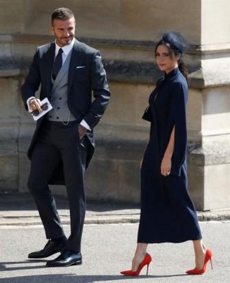 Bộ cánh sang trọng của dàn khách dự lễ cưới hoàng tử Harry
