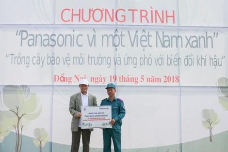 Panasonic vượt mốc trồng 100.000 cây xanh kỷ niệm 100 năm thành lập tập đoàn