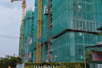 Tiến độ dự án căn hộ cao cấp Jamona Heights của TTC Land  sau 1 năm thi công