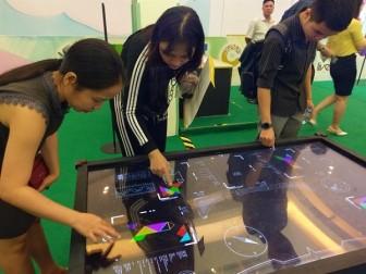 Crescent Mall mở cửa khu vui chơi kỹ thuật số dành cho giới trẻ