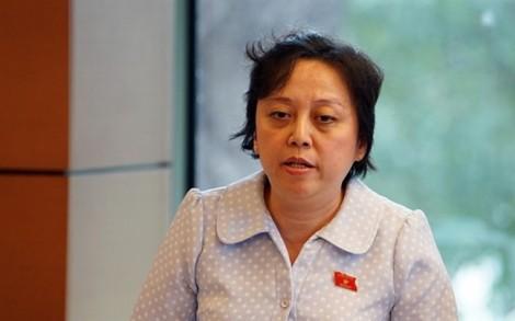 Đại biểu Phạm Khánh Phong Lan: Bàn cãi mãi vẫn chưa bảo vệ bác sĩ