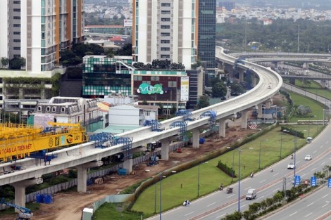 Hiệp định vay cho tuyến Metro 1 sắp hết hạn