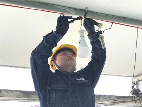 Tuổi trẻ ngành điện lấy chuyên môn phục vụ cộng đồng