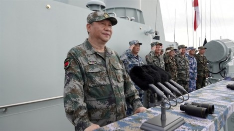 Mỹ không mời Trung Quốc tập trận vì vấn đề Biển Đông