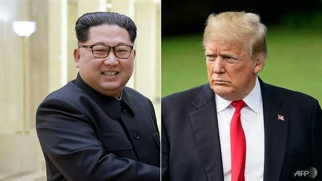 Ong Trump rut lai tuyen bo huy cuoc hop thuong dinh My-Trieu Tien?