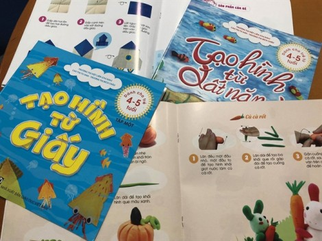 Trường mầm non 'than' bị bắt mua sách của Sở GD-ĐT