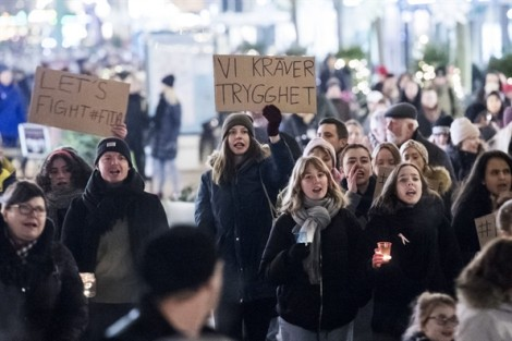 Thụy Điển định nghĩa lại thế nào là 'hiếp dâm'