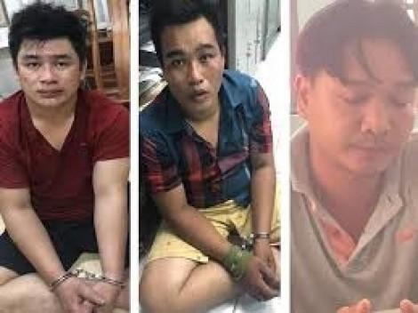 Phê chuẩn lệnh khởi tố bắt tạm giam 3 đối tượng trong vụ đâm chết hiệp sĩ
