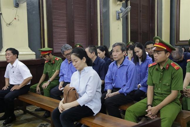 Dai an Hua Thi Phan: Luat su de nghi lam ro thu chi cua nhom Phuong Trang