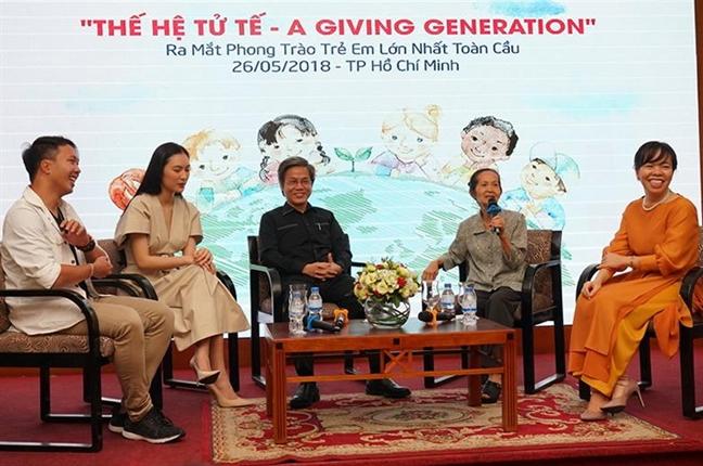 Phong trao tre em lon nhat the gioi den Viet Nam