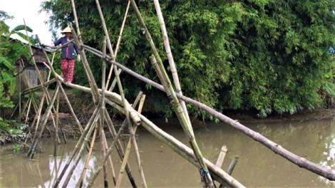 Xóm nghèo 'ba không' ở huyện đạt 'danh hiệu' nông thôn mới