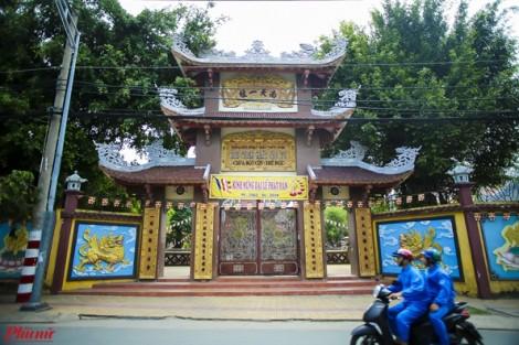 Độc đáo ngôi chùa Một Cột tồn tại 50 năm ở Sài Gòn