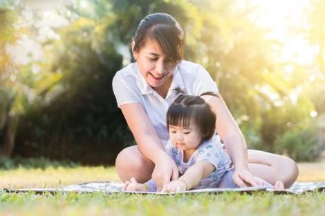 Mời mẹ cùng bé tham gia buổi tổng kết chương trình cho con tình yêu thương