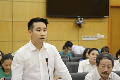 Yêu cầu làm rõ việc bổ nhiệm 'thần tốc' ông Vũ Hùng Sơn