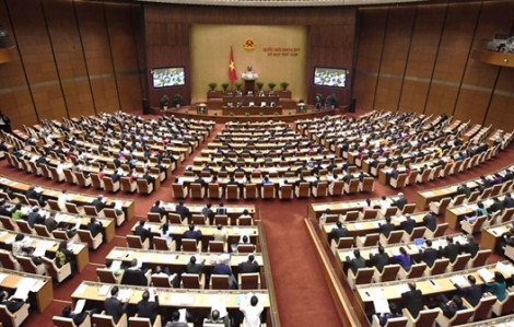 Trực tiếp: Quốc hội thảo luận về kinh tế - xã hội, quyết toán ngân sách Nhà nước