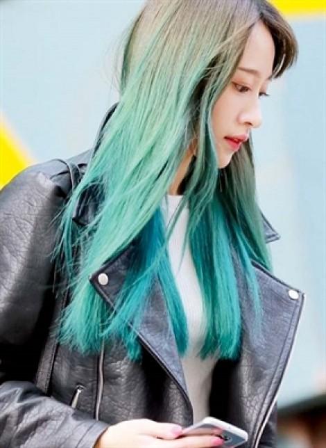 Chọn màu theo năm sinh tóc