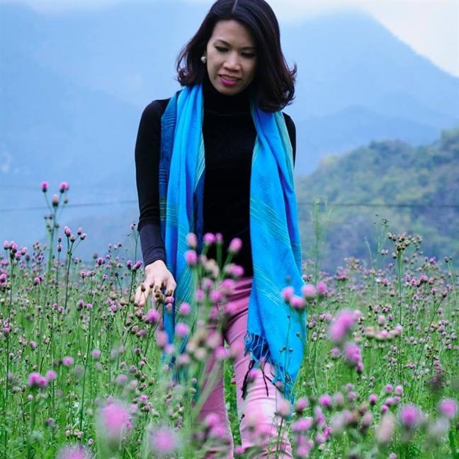 Doanh nhan Nguyen Thi Ngoc Diep: Neu khong lam, sau nay se muon
