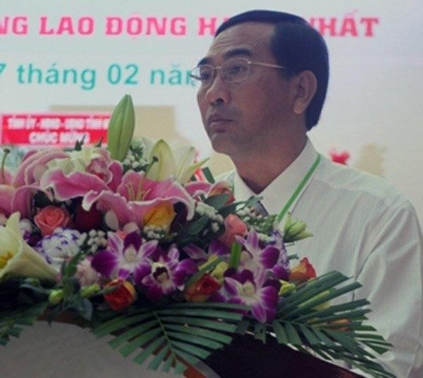 Ki quyet dinh de gia dinh truc loi, PCT UBND TP Cao Lanh bi mien nhiem