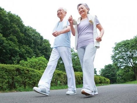5 bí quyết sống lành mạnh tăng thêm 10 năm tuổi thọ
