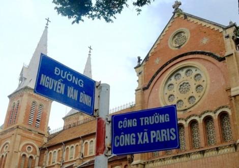 Tản mạn về những tên đường Sài Gòn