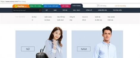 Vuivui.com mở bán thời trang, mỹ phẩm với chính sách đổi trả vượt trội