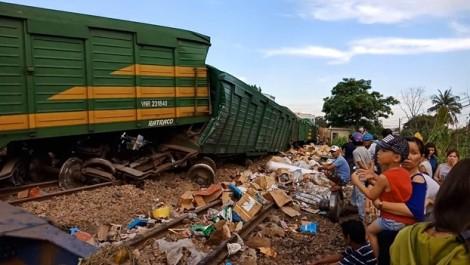 4 vụ tai nạn tàu hỏa trong 3 ngày: Bộ giao thông 'xin rút kinh nghiệm'