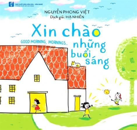 Nguyễn Phong Việt 'triệt tiêu cái tôi' để sáng tác thơ cho thiếu nhi