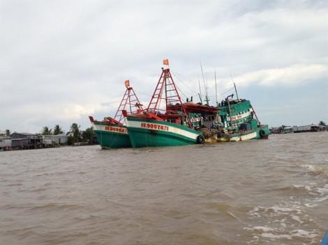 Công an Cà Mau điều tra nguyên nhân cái chết bất thường của một ngư dân
