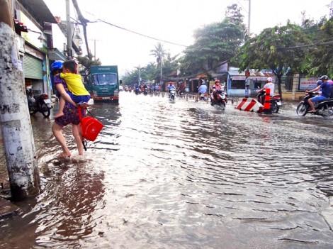 Dự án chống ngập của TP.HCM tiếp tục gặp khó với ADB