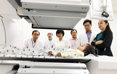 Ngày 1/6, khánh thành Bệnh viện Nhi Đồng TP.HCM