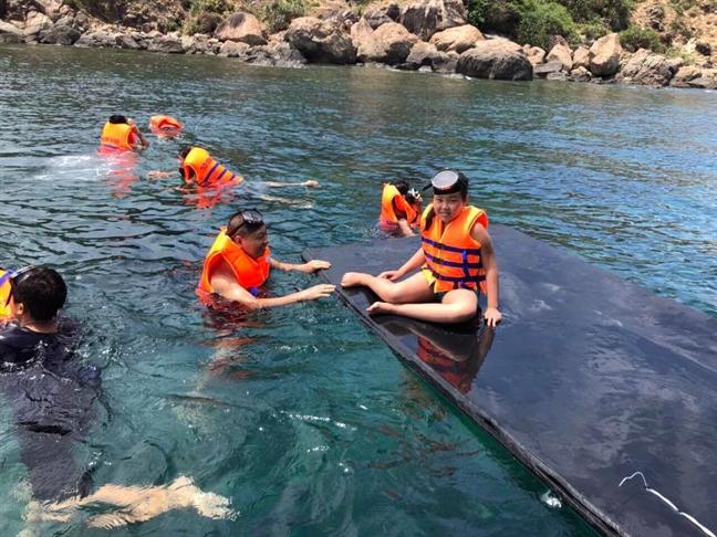 Kinh nghiem 'lac loi' o Quy Nhon dep nhu mo trong 5 ngay cho gia dinh 4 nguoi