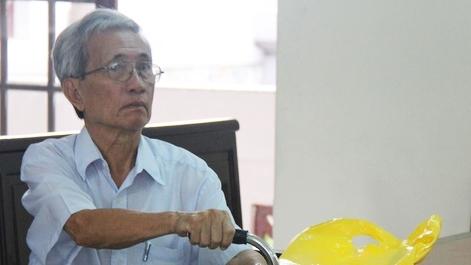 Huy ban an phuc tham, tuyen phat ong Nguyen Khac Thuy 3 nam tu giam