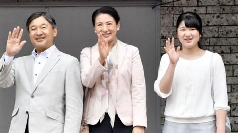 Công chúa Nhật Bản Aiko đi Anh học 'để được một lần là chính mình'