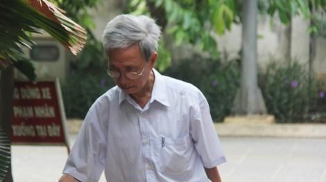 Giám đốc thẩm vụ Nguyễn Khắc Thủy dâm ô trẻ em vào ngày 1/6