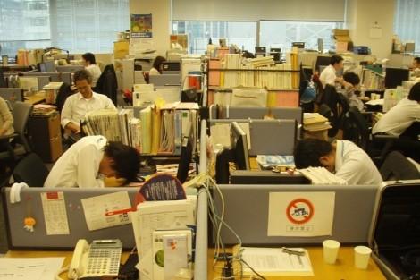 Cuộc chiến chống nạn chết vì làm việc quá sức tại Nhật Bản