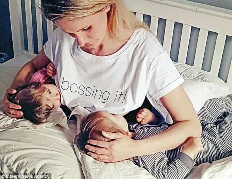 Thiết kế áo chuyên dùng cho con bú, mẹ bỉm sữa nhận tài trợ từ tỷ phú Richard Branson