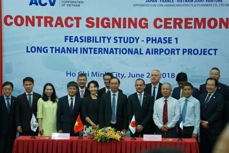 Cuối năm 2019 trình Quốc hội báo cáo nghiên cứu khả thi giai đoạn 1 sân bay Long Thành