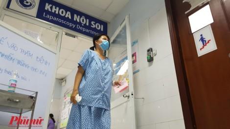 Cúm A/H1N1 khiến 80 người bị mắc kẹt ở Bệnh viện Từ Dũ