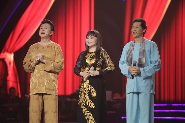 Tiec cho liveshow Huong Lan!