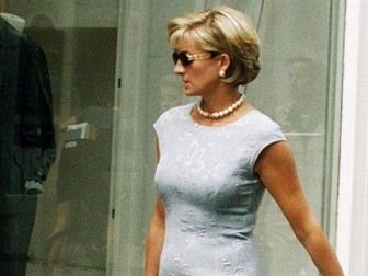 Công nương Diana và nghệ thuật 'ẩn mình' khi mua sắm