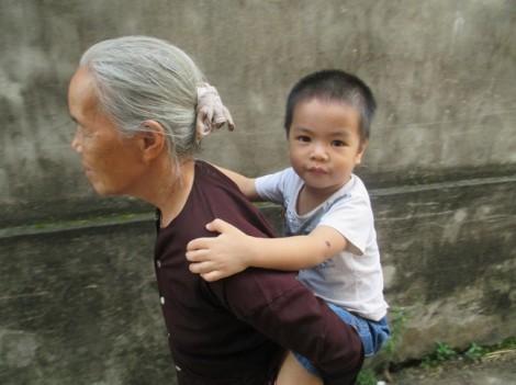 Tuổi già kiệt sức