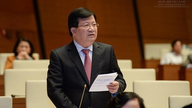 Pho Thu tuong Trinh Dinh Dung: Cham dut chi dinh thau, khong dau tu BOT tren tuyen duong doc dao