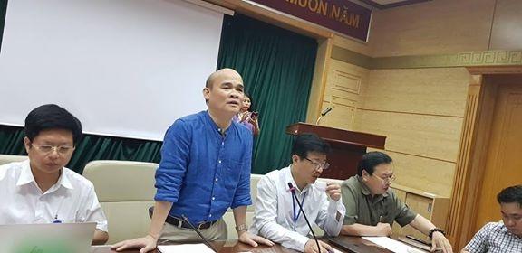 Bo Y te phan bac chuyen cung cap thong tin gay hieu lam trong vu an xet xu BS Hoang Cong Luong