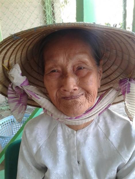 Mẹ già như chuối…