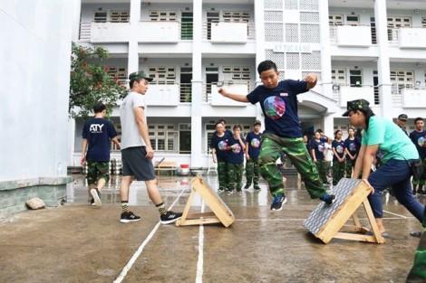 Lớp dạy kỹ năng hè 'sang chảnh' cho trẻ